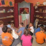 Children's puppet Show