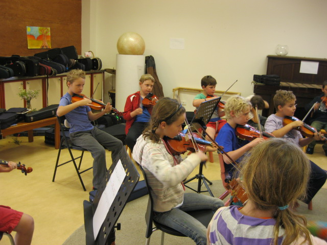 Class 4 Orchestra